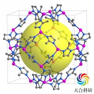 2-甲基咪唑锌盐MAF-4(ZIF8)